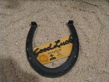 Hopalong Cassidy Good Luck Plastic Horseshoe