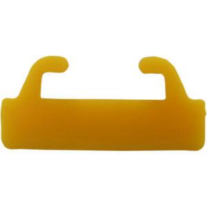 Garland Yellow Replacement Slide - UHMW - Profile 21 | 21-5157-1-01-06