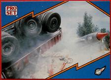 Thunderbirds PRO SET - Card #095 - Radiation Hazard - Pro Set Inc 1992