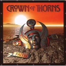 Faith * by Crown of Thorns (CD, Sep-2008, Frontiers Records (UK))