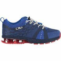 CMP Trainers Sport Shoes Kids Knit Fitness Shoe Blau Breathable Lightweight