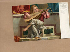 The Holy Child Carpaccio venice Misch &Co Worlds gallery No1065 art card  ba2