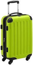 Hauptstadtkoffer 45 Liter Handgepäck Hartschalen Koffer apfelgrün Hochglanz T52 TSA
