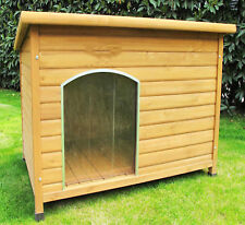 EXTRA Large in Legno Canile Outdoor Terrier Bulldog Retriever Spaniel House