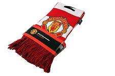 Manchester United Scarf Bar Red Winter Wayne Rooney By Rhinox