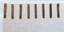 Suspension 37mm Pour Horloge Comtois Pendule Carillon: Odo, Napoleon..Prix/unité