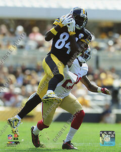 Antonio Brown 2015 Pittsburgh Steelers Photofile 8x10 Photo