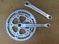 STRONGLIGHT 104 PEDALIER VELO COURSE VINTAGE ROAD BICYCLE CRANKSET 170 42 52