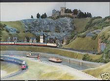 Canada Postcard - Miniland Ltd, Maple Leaf Resort, Niagara Falls - Model   RR32