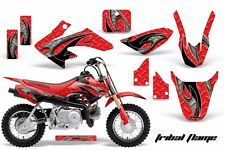 AMR Racing Honda Graphic Kit Bike Decal CRF 50 Decal MX Parts 2014-2017 TRIBAL K