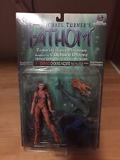 Michael Turner's Fathom Action Figure by CS Moore #CM9001 - New In Box!