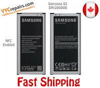 Original OEM Samsung Galaxy S5 Replacement Battery NFC EB-BG900BBU 2800mAh G900W