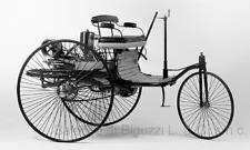 Modellino auto scala 1:43 Ixo Model MERCEDES PATENT MOTLR CAR 1886 diecast