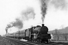 PHOTO  LMS LOCO THE STRUGGLE UP THE LICKEY BANK 1949
