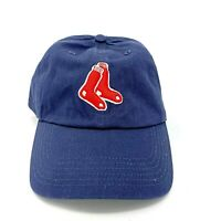 New Boston Red Sox MLB Adjustable Navy Blue Baseball Cap Dad Hat Two Sox Logo