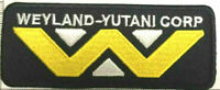 WELAND YUTANI CORP Logo  Embroidered Sew-on /Iron-on Patch/Logo