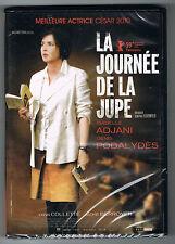 LA JOURNÉE DE LA JUPE - ISABELLE ADJANI - DENIS PODALYDÈS - DVD NEUF NEW