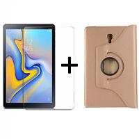 Jeu pour Samsung Galaxy Tab A 10.5 SM-T590 T595 Coque de Protection + Verre