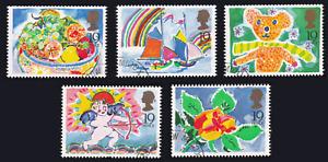 !989 Great Britain Greetings Stamps (K84)