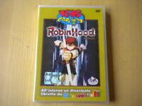 Robin Hood Kids gli episodi (3) animazione bambini DVD lingua italiano inglese