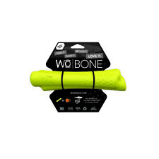 WO Bone Small Yellow Bone Toy for Small Dogs