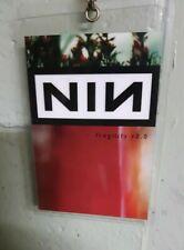 Nine Inch Nails Fragile Era Lanyard & Dog Tag