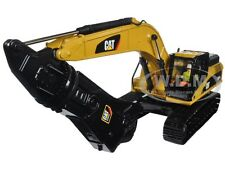 CAT CATERPILLAR 330D L HYDRAULIC EXCAVATOR WITH SHEAR 1/50 DIECAST MASTERS 85277