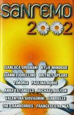 MUSICASSETTA      VARIOUS - SANREMO 2002                      sigillata(22)