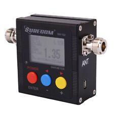 SW102-N Digital N-connector VHF/UHF SWR & POWER WATT METER