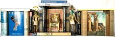 Vintage Mid-Century Egyptian Books & Metropolitan Museum of Art Objets d'Art