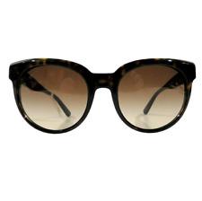 New Donna Karan DKNY Sunglasses DY4143 3702/13 Tortoise Brown Gradient 53-19-135