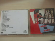 Ike & Tina Turner -Rock me Baby- CD Album