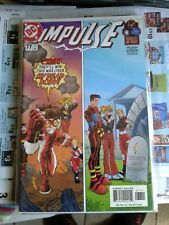 DC Comics 2001 Impulse Issue # 77 (SEAL NEVER READ)