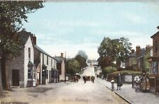 More details for the hill, purton - old pre 1918 wiltshire postcard (ref 6348/21/g5)