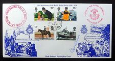 GB North Yorkshire FPO 999 Official RARE Cover Signed by Kenneth Henshaw FP8973