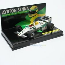 MINICHAMPS WILLIAMS FORD FW08C #16 AYRTON SENNA 540834301