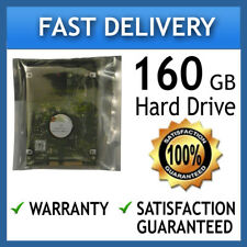 160GB 2.5 LAPTOP HARD DISK DRIVE HDD FOR ASUS X5IDE X5JI X5JIJ X5KJC X5LDA X5LJT