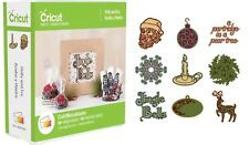 Cricut Cartridge - Holly and Ivy - Christmas Tags, Reindeer, Snowflakes, Sleigh