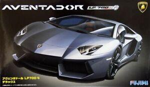 Fujimi 125589 Lamborghini Aventador LP700-4 1:24 Modélisme
