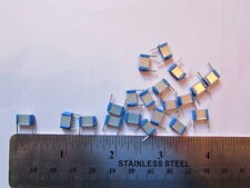 B32510-03333-J Siemens .033uF, 5%, 250V, Radial Metal Film Capacitors Qty: 20pc