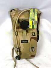 Source Hydration WXP 3L/100oz Pack Backpack Carrier /w Bladder Desert Camo NWT