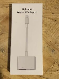 Apple MD826AM/A Lightning Digital AV Adapter