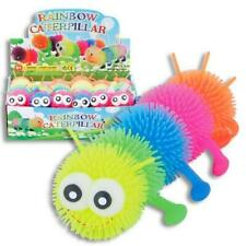 Flashing Light Up Caterpillar : Funky Caterpillar : Caterpillar Sensory Toy Figu