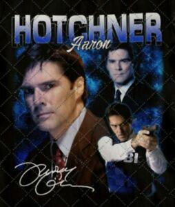 Aaron Hotch Hotchner Criminal Minds Thomas Gibson Unisex T-Shirt, S-5XL