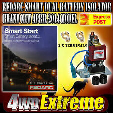 SBI12 redarc DUAL BATTERY SYSTEM ISOLATOR SUIT 4X4 4WD