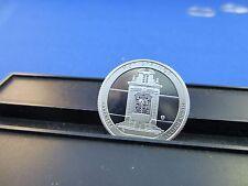 2010-S Hot Springs Silver Quarter Deep Cameo Mirror Proof Upper Grading Ranges