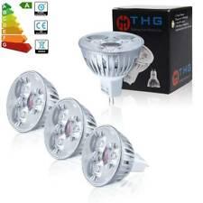 Pack Of 8x 4W=35watt MR16 DC 12V LED Bulbs Spotlight Downlight Warm White Light