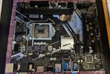 Asrock B365M-HDV Intel Socket 1151 (Gen 8 und 9), DDR4, Ultra M.2, USB3.1, Audio