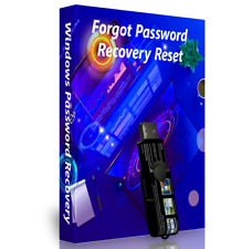 Windows Vista Account Password Recovery Reset Remove Unlock Change Boot USB