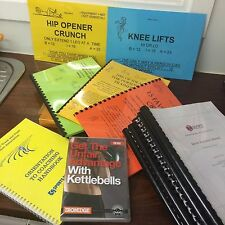 FITNESS INSTRUCTOR SET COACHING Peter Gaston Personal Training Weight Circuit
